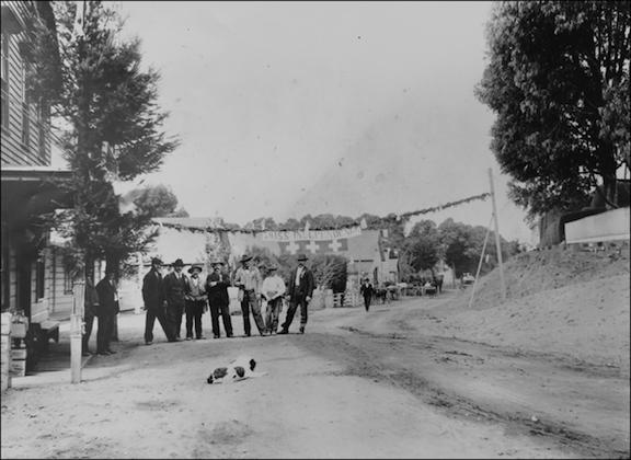 Swiss-Italian Immigrants in Olema