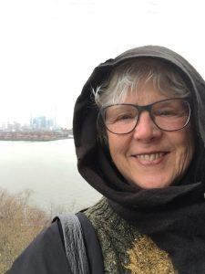 Marilyn L. Geary on Ellis Island