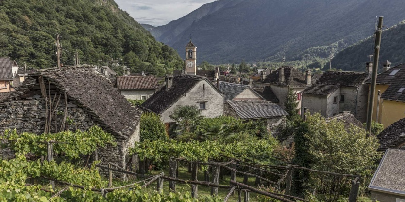 Giumaglio, Vallemaggia, Ticino