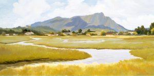 Mt. Tamalpais Marsh (Zenaida Mott)